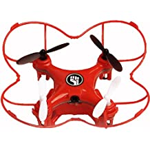 Rage RC RGRNAND03 Nano Drone Quad Copter, Orange