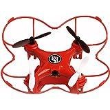 Rage RC Nano Drone Toy, Orange