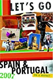 Spain and Portugal, Let's Go Inc., 0312360894