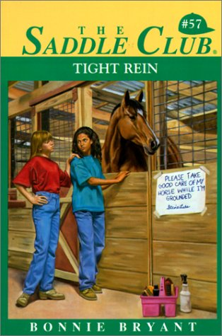 book cover of Tight Rein