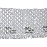 Mini Pak'r MINP16612 Small Bubble Quilt Cushion Roll, 16'' Length x 6'' Width x 1/2'' Thick, 650' Overall Length, Clear
