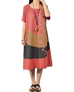 Pour FemmeT D'été DécontractéRobes Shirt Robe Ancapelion eWrdxBoC