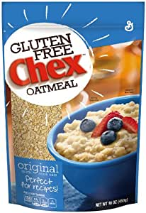 Chex Gluten Free Oatmeal, 16 Ounce
