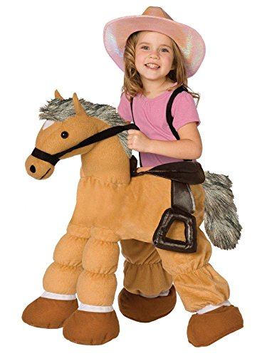 Plush Pony Child Costume (Horse Girl Costume)