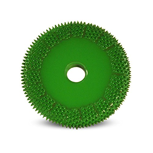 2'' Buzzout Wheel 1/4'' (Coarse Grit) by Saburr Tooth