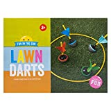 ITP WDX-92856 Giant Lawn Darts Set
