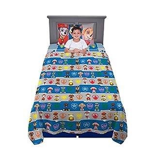 Franco Kids Bedding Super Soft Sheet Set, 3 Piece Twin Size, Paw Patrol