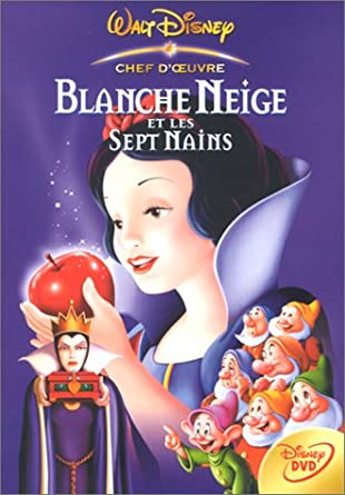 Super Blanche Neige et les sept nains: Amazon.fr: David Hand: DVD & Blu-ray NS34