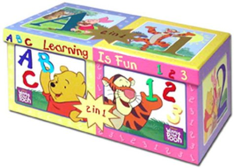 Read Online Disney's Winnie-the-Pooh Learning is Fun 2-in-1 pdf epub