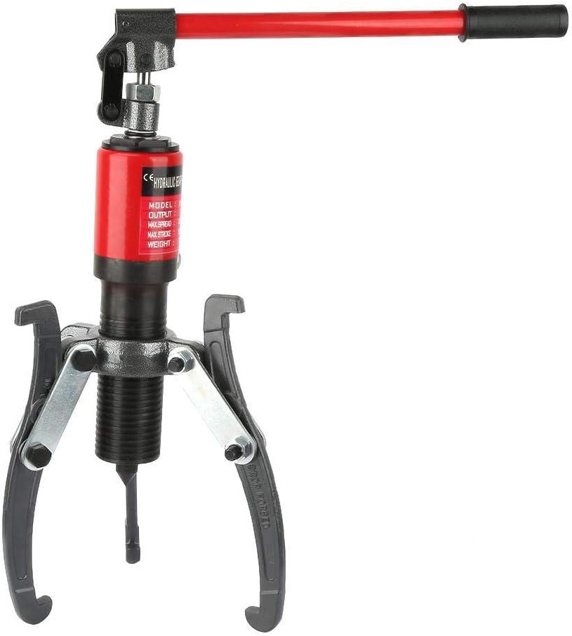 Extracteur Hydraulique Kit dextracteur Hydraulique de Vitesse /à 3 M/âchoires Dessin de M/âchoires 10T