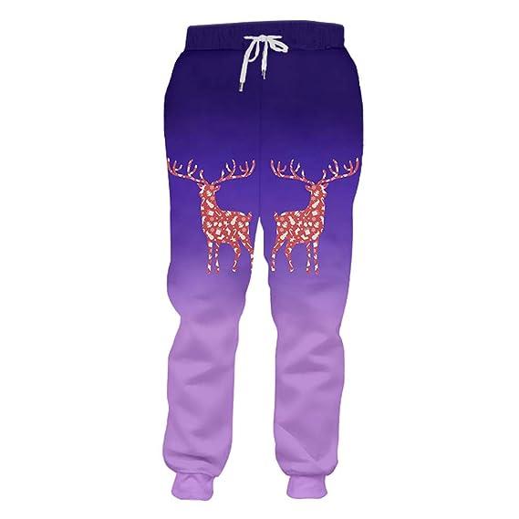 Pantalones de chándal para Hombre de poliéster con Estampado de ...