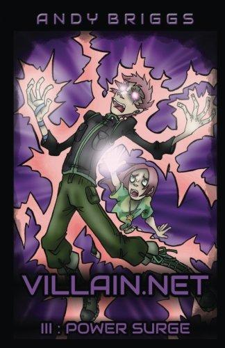 Read Online Villain.net 3: Power Surge pdf