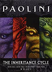 Inheritance Cycle 4-Book Trade Paperback Boxed Set (Eragon, Eldest, Brisingr, Inheritance) (The Inheritance Cycle)