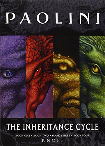 Inheritance Cycle 4-Book Trade Paperback Boxed Set (Eragon, Eldest, Brisingr, In (The Inheritance Cycle)
