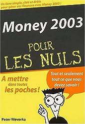 Money poche 2003 pour les nuls