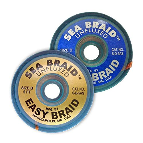 Sea Braid Solder Braid .025