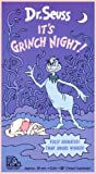 IT'S GRINCH NIGHT VIDEO PACKAG [VHS]