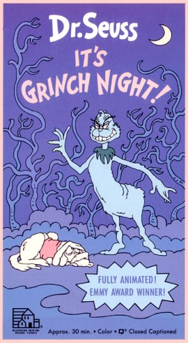 IT'S GRINCH NIGHT VIDEO PACKAG [VHS]]()