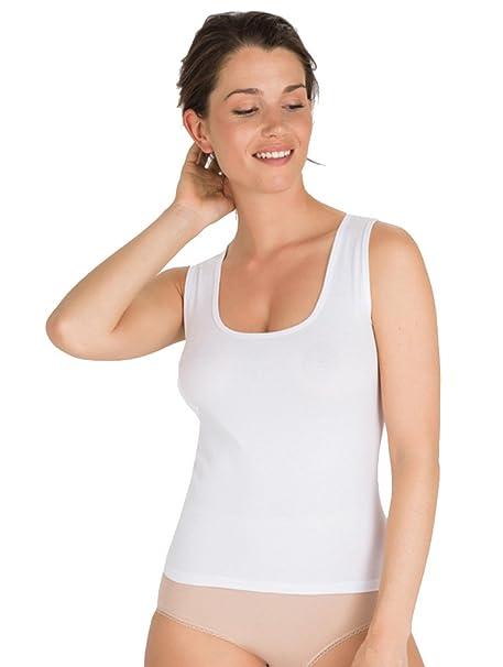 bretella in itabbigliamento T con shirt Playtex accessori interna donna XlAmazon e da cotone ampia mnwONv80