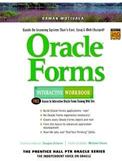 Oracle Forms Developer's Handbook: Albert Lulushi: 9780130307545