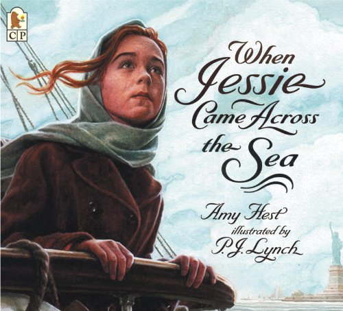 When Jessie Came Across The Sea (Turtleback School & Library Binding Edition)