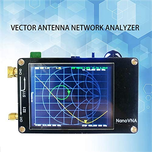Nanovna - Analizador de Antena Vector de Red de Ondas ...