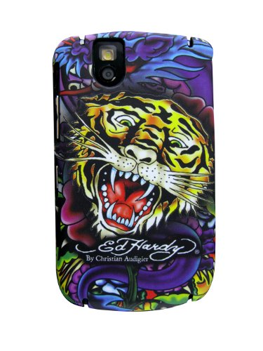 Ed Hardy Faceplate for BlackBerry Tour 9630 - Tiger Tattoo