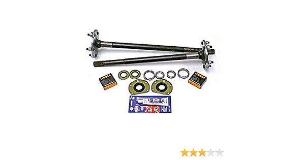 Omix-Ada 16530.37 One Piece Axle Conversion Kit