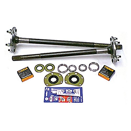 Omix-Ada 16530.21 One Piece Axle Conversion Kit