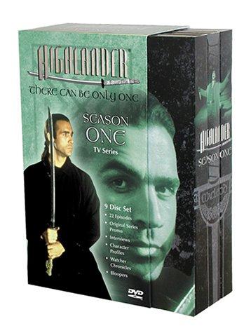 Highlander The Series - Season - Set Highlander Box Dvd