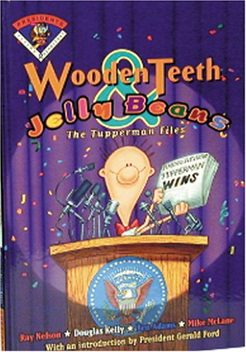 jelly beans and wooden teeth - 1
