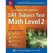McGraw-Hill Education SAT  Subject Test Math Level 2,  Fourth Edition (Test Prep)