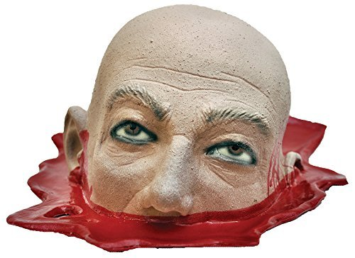 [Ed Head Halloween Prop Haunted House Distortions 1070 Scary Yard Decoration] (Scary Decorations)
