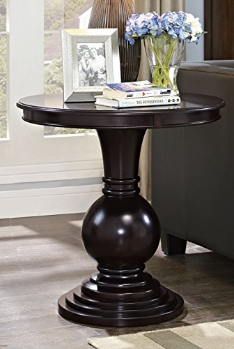 espresso pedestal table - 2