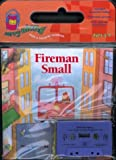 Fireman Small Book and Cassette, Wong Herbert Yee, 0618216197