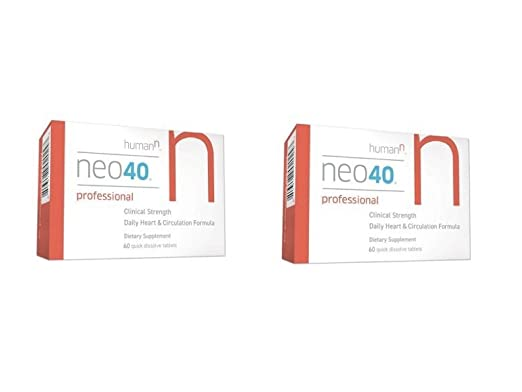 Amazon.com: Neo40 Professional - Nitric Oxide Booster with Methylfolate - Natural Blood Pressure Supplement - May Help Support Healthy Blood Pressure and ...