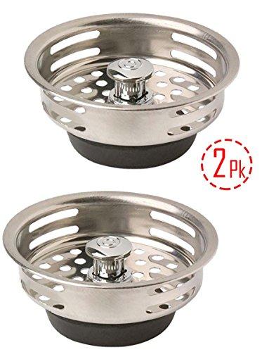 Adjustable Sink Strainer Drain - 4