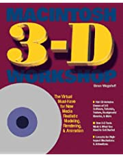 3-D Starter Kit for MacIntosh/Book and Cd-Rom