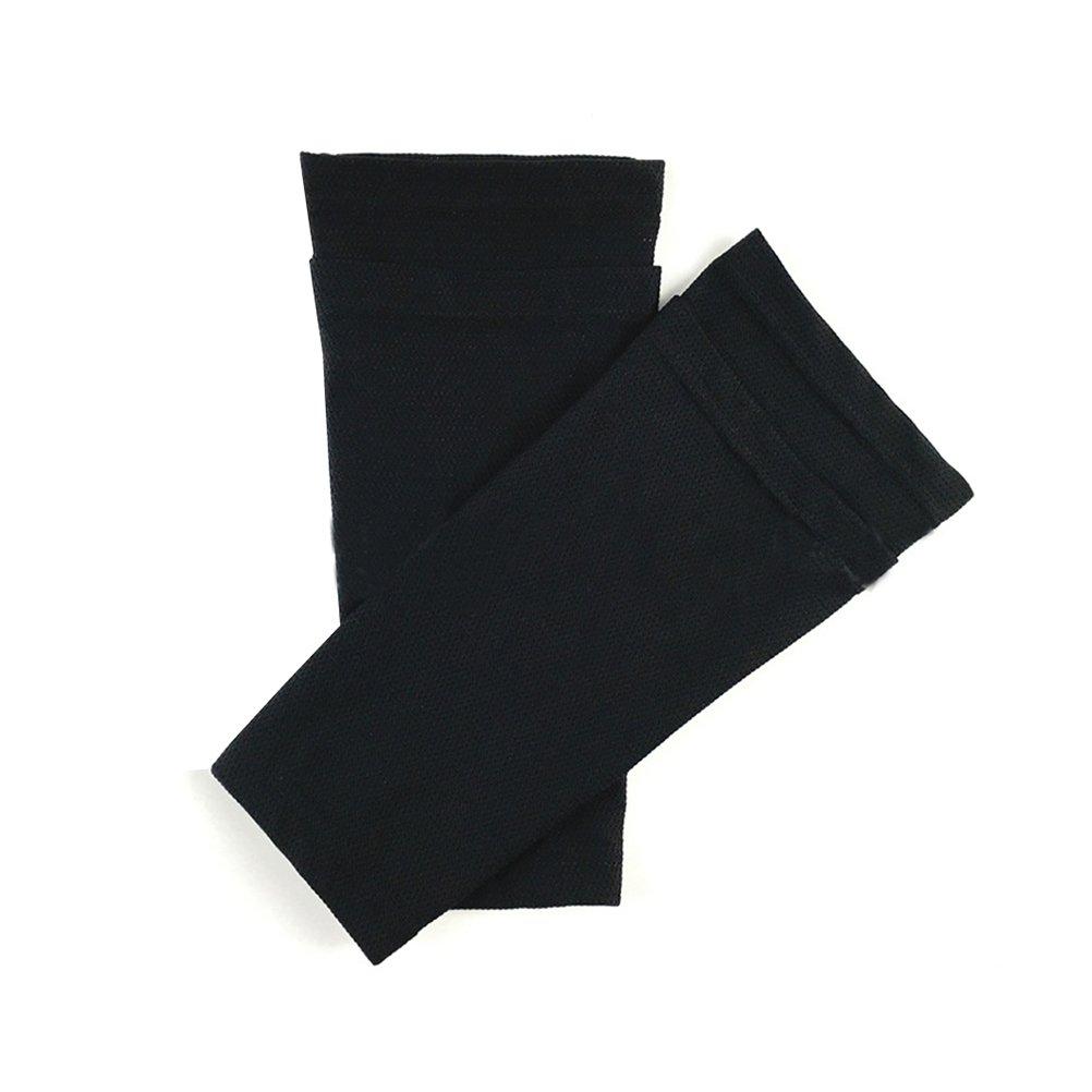 WINOMO Black Compression Sleeves reposapiernas Protector Calcetines Sports Medias para Niños: Amazon.es: Deportes y aire libre