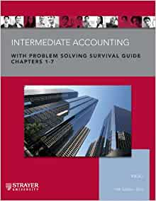 intermediate accounting 14th chapter 5 Intermediate accounting 14th edition chapter 5 solutionspdf free pdf download now source #2: intermediate accounting 14th edition chapter 5 solutionspdf.