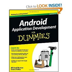 Android Application Development For Dummies Donn Felker