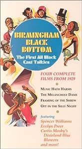 Birmingham Black Bottom: First Black Talkies [VHS]