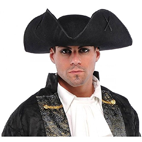 Ahoy Matey Teen Costumes - Ahoy Matey Hat Costume Accessory Adult Halloween