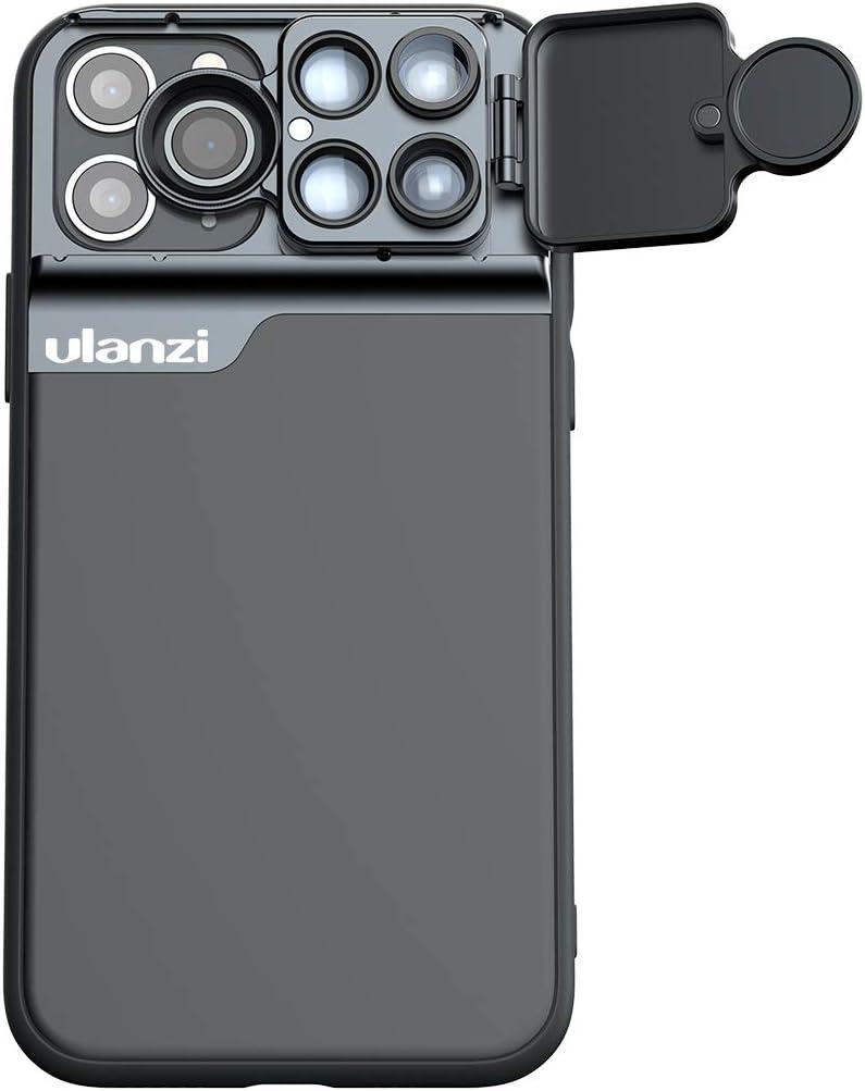 kit de Lentes  para iphone 11 Pro max c/ CPL Filter+10X 20X