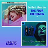 Two Classic Albums from The Four Freshmen: Voices in Love / Love Lost