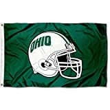 College Flags and Banners Co. Ohio Bobcats Football Flag