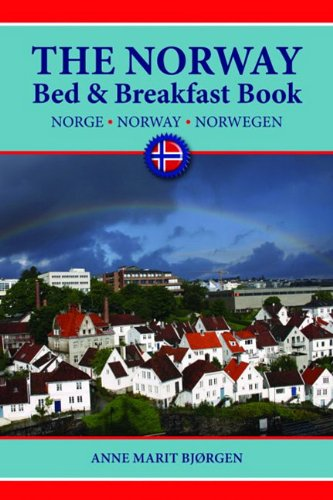 Norway Bed & Breakfast Book, The (German, Norwegian and English Edition)