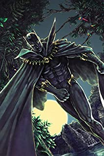 Book Cover: Black Panther by Christopher Priest: The Complete Collection Vol. 3