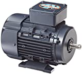 Leeson 192107.00 Rigid Base IEC Metric Motor, 3 Phase, D71 Frame, B3 Mounting, 0.5HP, 1800 RPM, 575V Voltage, 60Hz Fequency