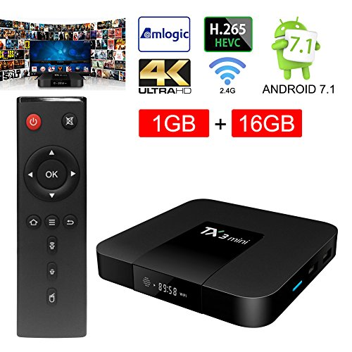 Android Smart TV Box A95X Amlogic S905X Quad core - 8